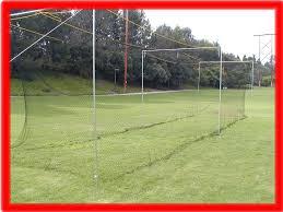 major league batting cage
