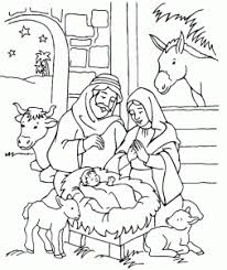 baby jesus coloring page christmas coloring pages grandkids future pinterest sunday