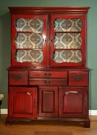 china cabinet china hutch i refinished used annie sloan chalk
