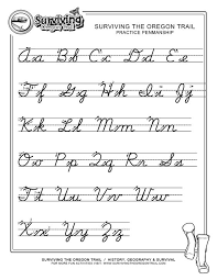 free printable cursive worksheets gameshacksfree