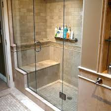 Designs For Bathrooms With Shower Shower Bench Build Wysiwyghome