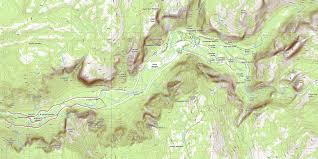 Yosemite Topo Map Fixmeamap Preparing Maps In Kmz Format