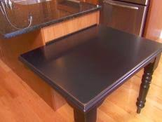 Make A Kitchen Island How To Build An Upscale Kitchen Island How Tos Diy