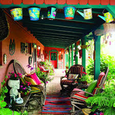 Mexican Patio Furniture by Pictures Of Landscaping Entry With Lamp Post Mexican Garden