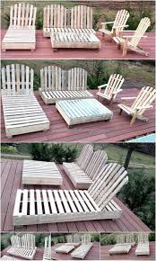 Patio Furniture Pallets by Creative Diy Wooden Pallets Recycling Ideas Wood Pallet Furniture