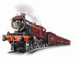 amazon com lionel harry potter hogwarts express train set o