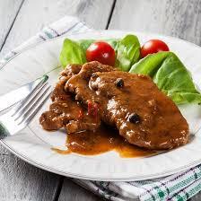 cuisiner cote de porc recette côtes de porc sauce au poivre facile rapide