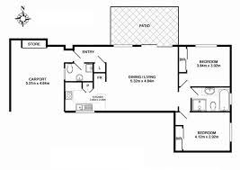 beach house layout ocean street mollymook beach house