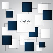 abstract square background design template free vectors ui