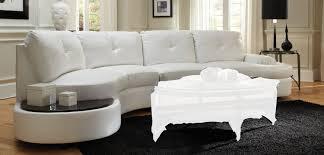 Coaster Sectional Sofa Coaster Talia Sectional Sofa White 503431 Furnituremartnyc Com