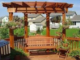 swing arbor plans pergola with swing plans pergola plans with swing garden swing arbor