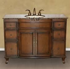 high quality 48 bathroom vanity with granite top sink