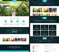 free templates for official website 15 free amazing responsive business website templates