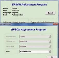 cara download resetter epson l1300 epson l1300 resetter a3 printer ebay