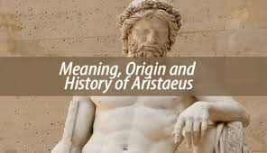 meaning origin and history of aristaeus deities cryptids guide