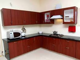 Kitchen Interior Decor L Shape Simple Indian Kitchen Interior Design Caruba Info