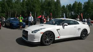 Nissan Gtr Alpha 12 - ams alpha 16 r35 gt r delivered to russia dominates dragtimes