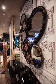 make mirrors a design element in your home root black frame mirrors from bocadolobo