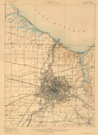 Overview Map Of New York City by Erie Canal Maps