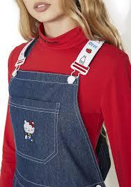 Hello Kitty Halloween Shirt by Lazy Oaf Hello Kitty Pinny Dress Dolls Kill