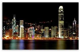 hong kong city nights hd wallpapers hong kong city 4k hd desktop wallpaper for 4k ultra hd tv