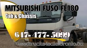 used kenworth trucks ontario mitsubishi fuso fe180 used mitsubishi fuso fe180 cab and chassis