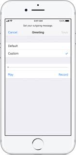 visual voicemail not working android set up visual voicemail on your iphone apple support