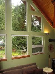 Wooden Interior Window Sill Beige Vinyl Window Interior Frames Frustration