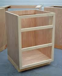 How To Build A Buffet Cabinet by Building Base Cabinets Cheaper Than Having Them Made And