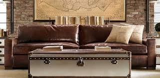 restoration hardware maxwell leather sofa rh maxwell sofa reviews home the honoroak