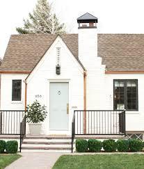 denver tudor reveal white brick houses studio mcgee and denver