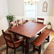 Custom Made Dining Room Furniture Dining Room Sets Amish Handcrafted Solid Wood Custom Made