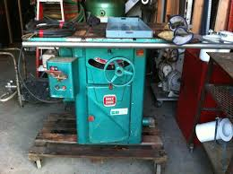 10 In Table Saw Photo Index Boice Crane Co 10 In Table Saw