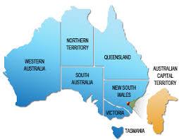 australia map capital cities has sydney always been the capital of australia quora