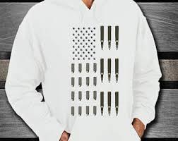 military hoodie etsy