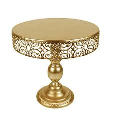 14 inch cake stand gold pedestal cake stand vilavita 3 set antique cake stand