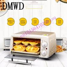 Toaster Oven Temperature Control Dmwd Multi Function Electric Oven Bake Home Small Oven Temperature