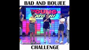 Challenge Vice Bad And Boujee Challenge Vice Ganda