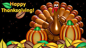 happy thanksgiving turkey pumpkin artistic hd widescreen