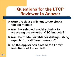 modeling overview for ltcp development ppt download