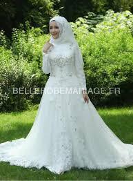robe mariage robe de mariée musulmane robe mariage