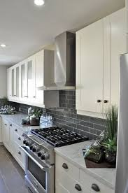 grey kitchen backsplash best 25 grey backsplash ideas only on gray subway