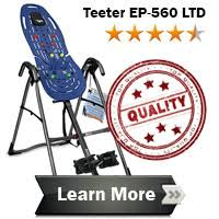 Teeter Ep 560 Inversion Table Is The Teeter Ep 560 Ltd Table As Good As It U0027s Said To Be