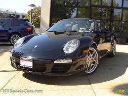 2009 porsche 911 cabriolet 2009 porsche 911 s cabriolet in black 755775