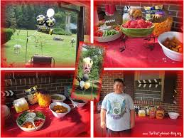 backyard movie birthday party ideas outdoor furniture design and