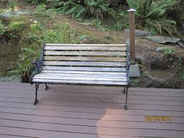 deck bench shall i buy new buy used or build hamster dreams
