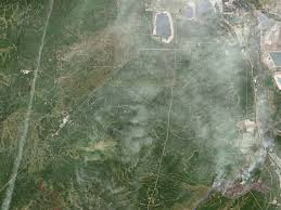 Wildfire Map Noaa by Fort Mcmurray Wildfire U0027nasty Dirty Fire U0027 Burns Over 18k Acres