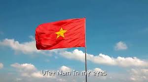Viet Nam Flag Flag Of Vietnam Youtube
