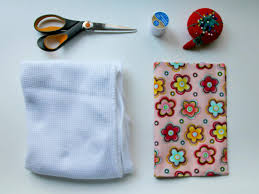 easy sewing project how to make a baby burp cloth how tos diy