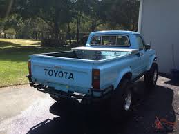 1982 toyota truck for sale toyota hilux 4x4 with 2004 toyota tacoma 2rz motor